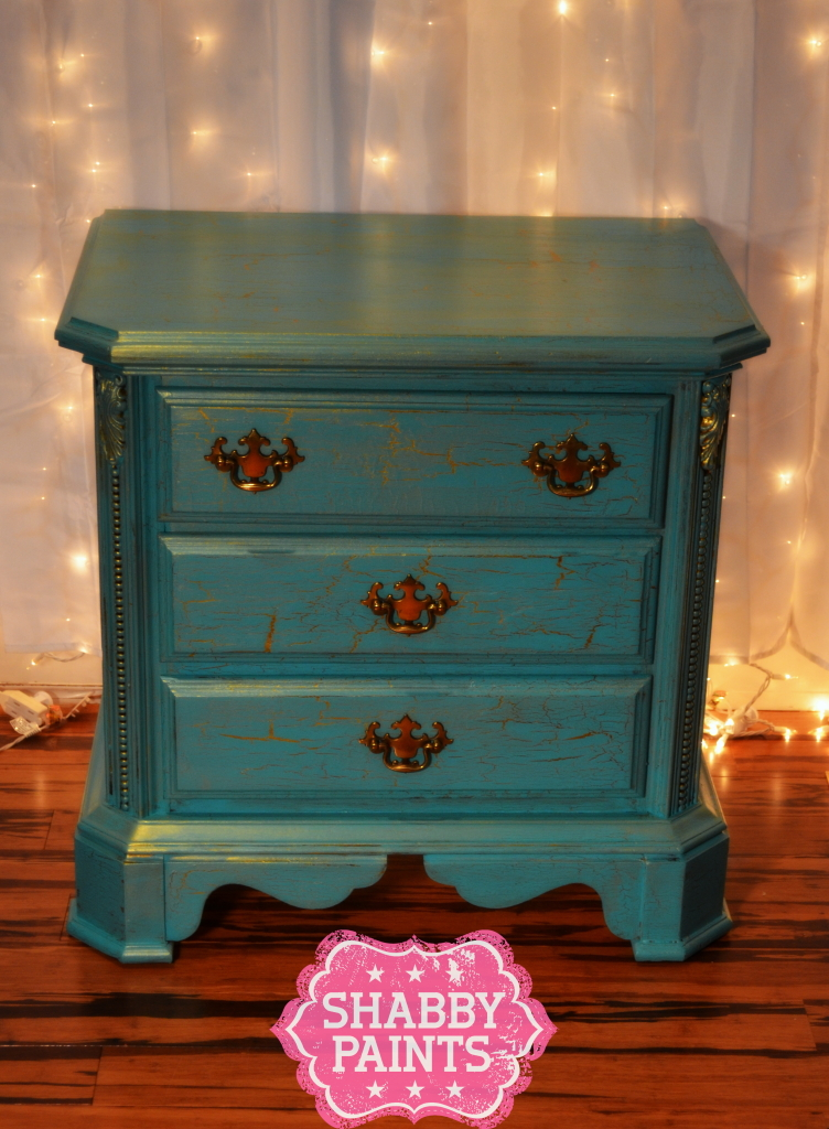 Hand Painted Furniture Simple
