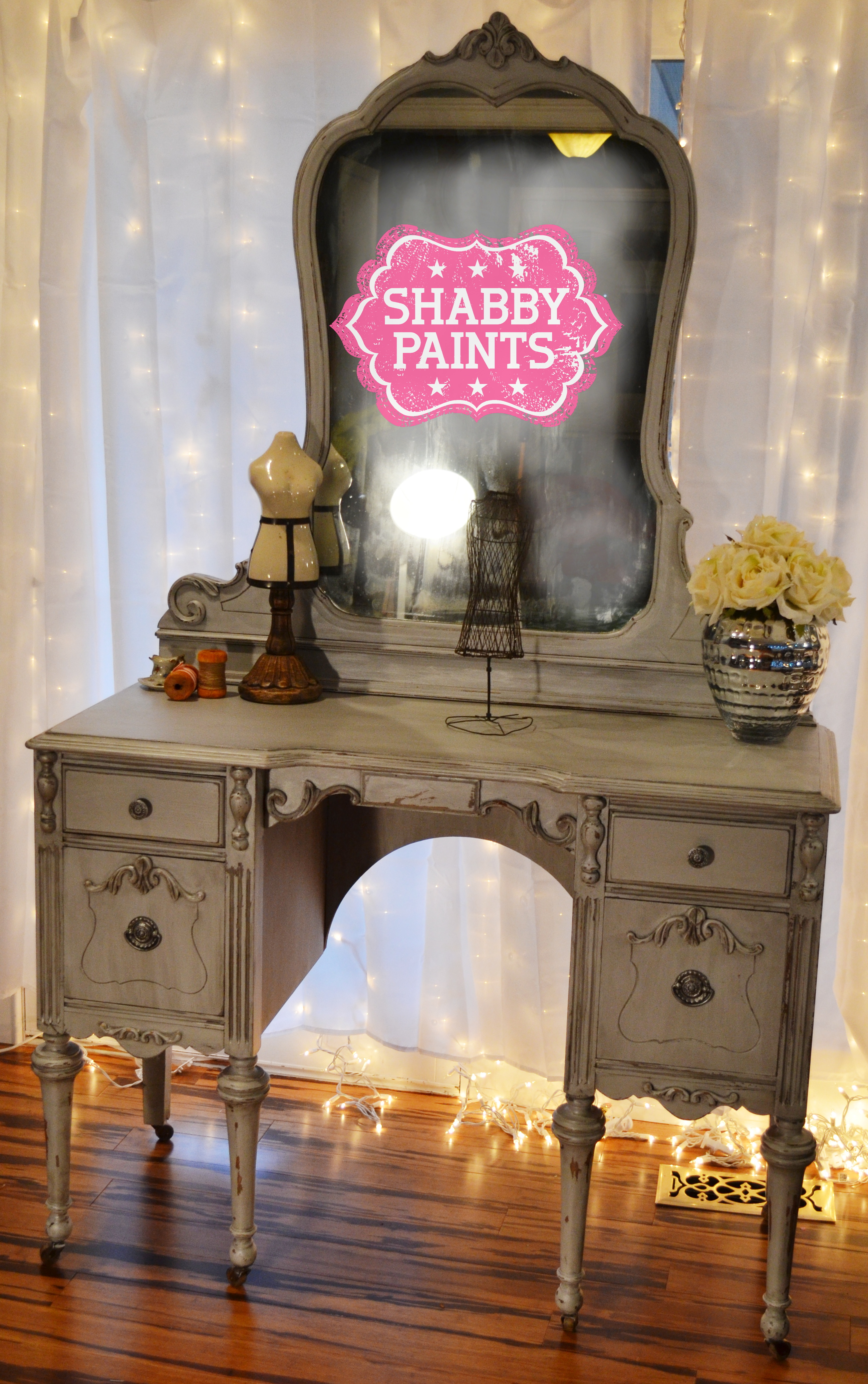 Shabby Chic Dresser Ideas