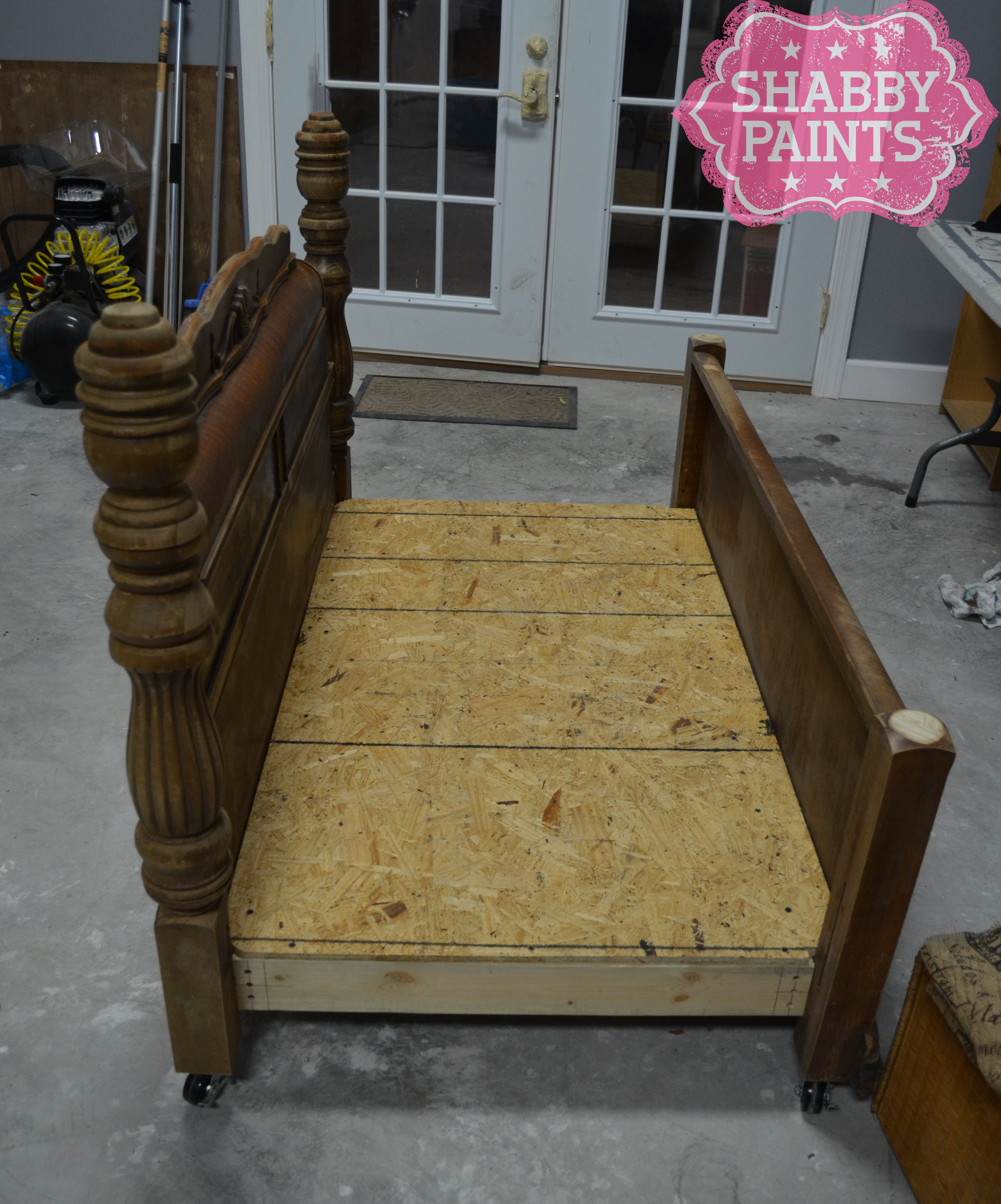 Full Bed Frame Head Boards