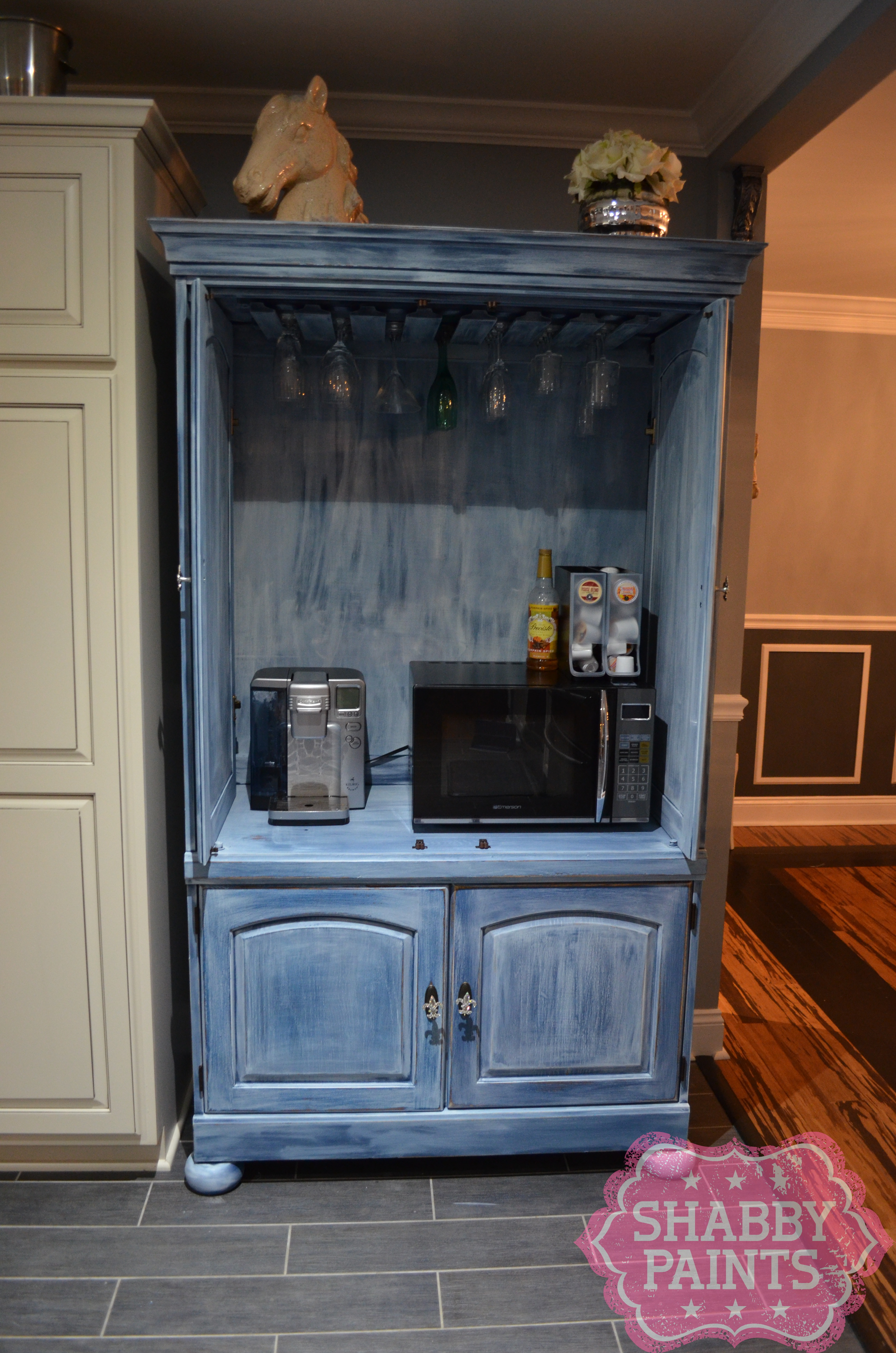 Bar In Küche