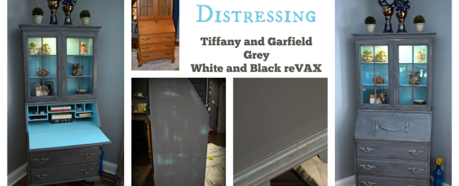 Two Color distressing, with how to video!