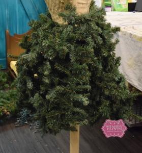 Dress form Christmas Tree How to