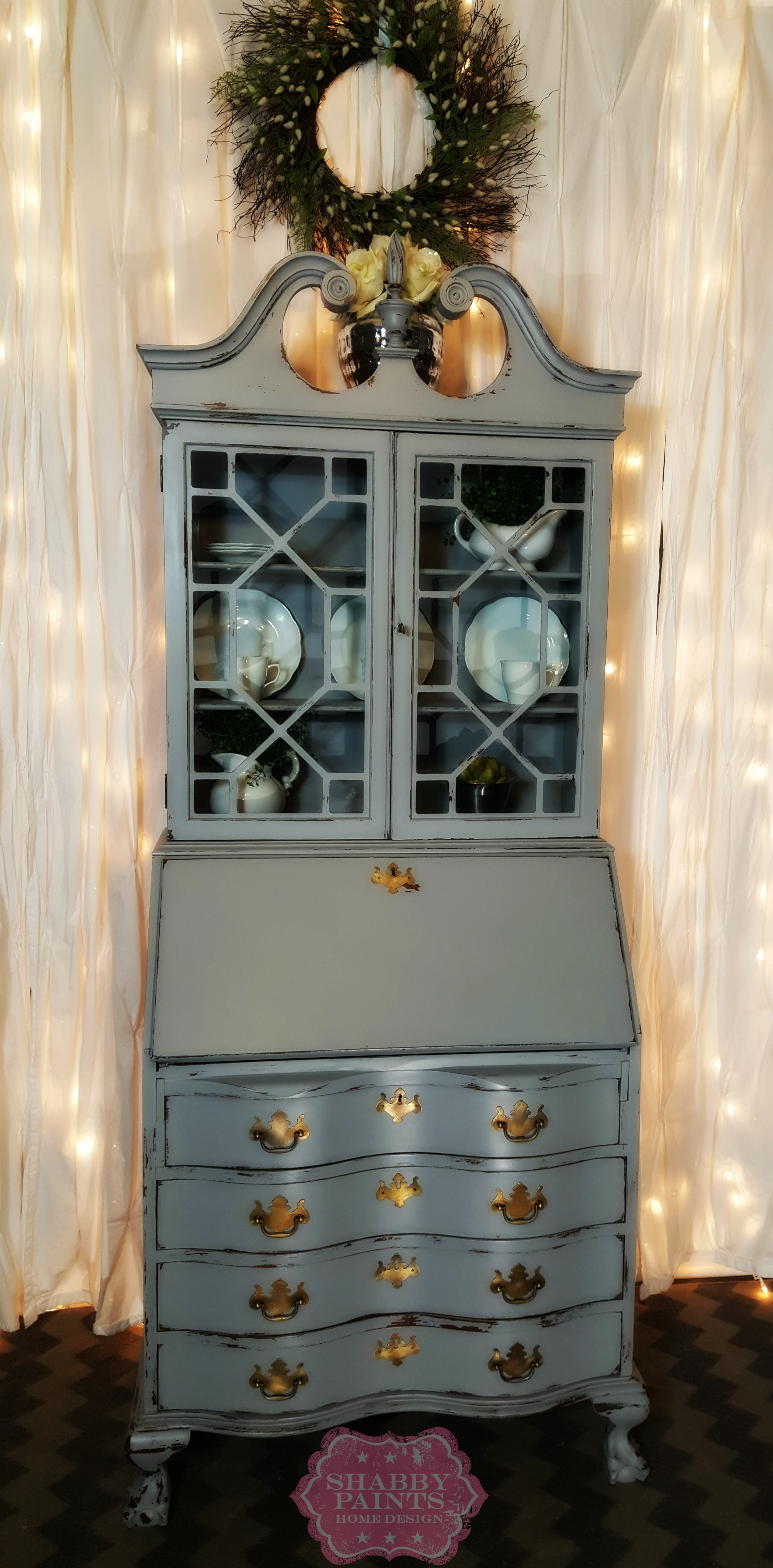 Lillian Gray Chalk Paint Zero VOC