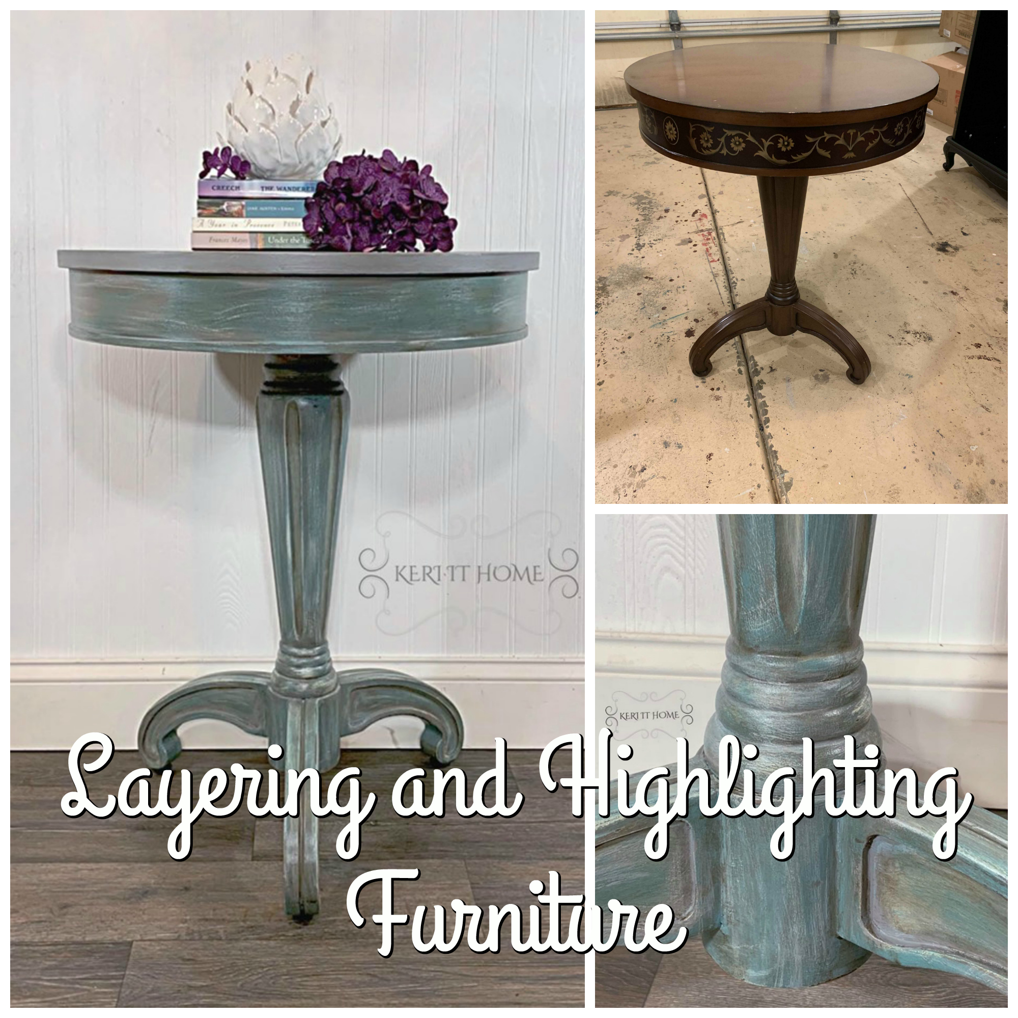 Layering and Highlighting Furniture