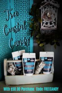 Free Coastal Candy
